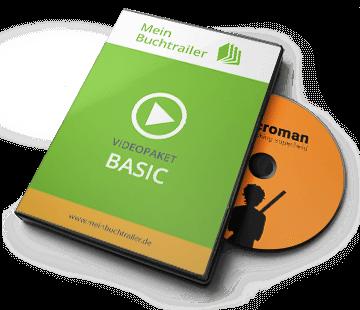 DVD Cover Buchtrailer Basic (am kleinsten)