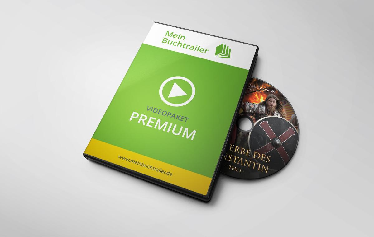 DVD Cover Buchtrailer Premium Unterseite (klein)
